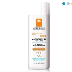La Roche-Posay Anthelios 50 tinted sunscreen fluid